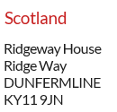 UK Mail Centre address example - Fife, Scotland